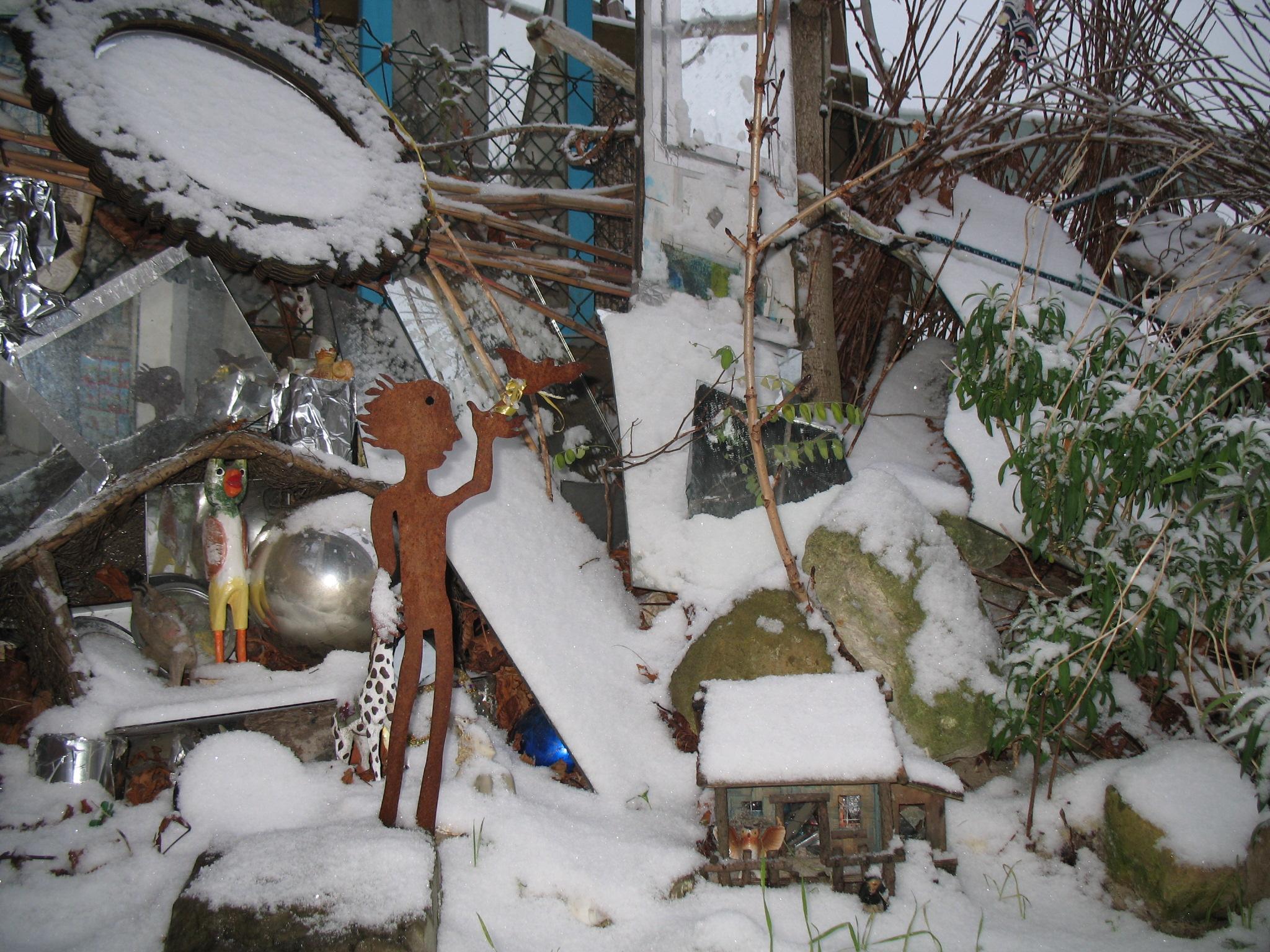 Pays De Neige Winter-snow