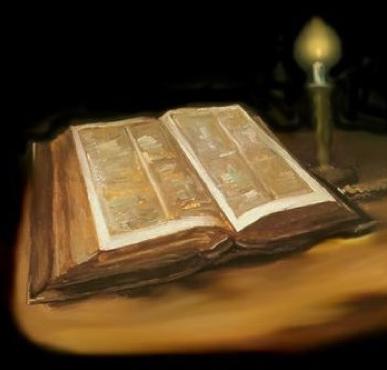 Premier message! Vieille-Bible-2