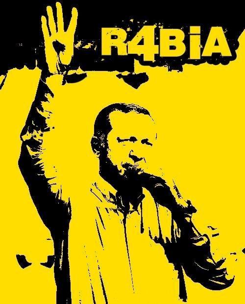 Actualités au Moyen Orient Erdogan-flashes-rabia-sign.-Turkey-2013