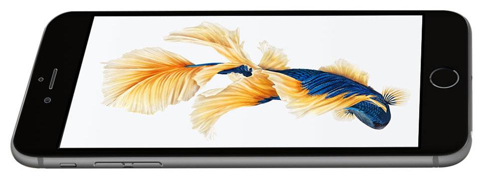 سعر ومواصفات ابل ايفون 6s مع فيس تايم - 64 جيجا، الجيل الرابع LTE، رمادي Feature-13-gray