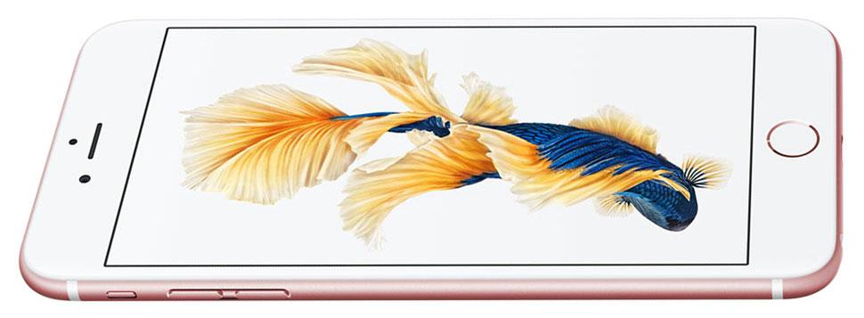 سعر ومواصفات ابل ايفون 6s مع فيس تايم - 64 جيجا، الجيل الرابع LTE، وردي Feature-13-rose