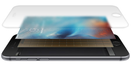 سعر ومواصفات ابل ايفون 6s مع فيس تايم - 64 جيجا، الجيل الرابع LTE، رمادي Feature-2-gray
