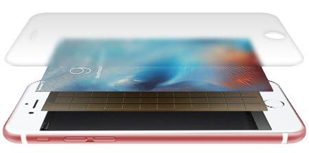 سعر ومواصفات ابل ايفون 6s مع فيس تايم - 64 جيجا، الجيل الرابع LTE، وردي Feature-2-rose