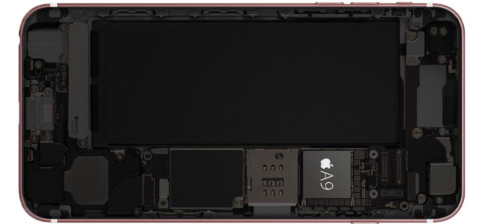 سعر ومواصفات ابل ايفون 6s مع فيس تايم - 64 جيجا، الجيل الرابع LTE، وردي Feature-4-rose