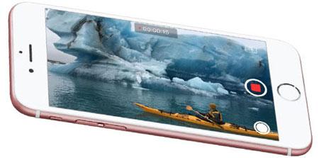 سعر ومواصفات ابل ايفون 6s مع فيس تايم - 64 جيجا، الجيل الرابع LTE، وردي Feature-7-rose