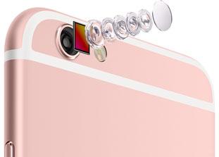 سعر ومواصفات ابل ايفون 6s مع فيس تايم - 64 جيجا، الجيل الرابع LTE، وردي Feature-8-rose
