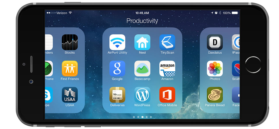 سعر ومواصفات ابل ايفون 6s مع فيس تايم - 64 جيجا، الجيل الرابع LTE، رمادي Feature-9-gray