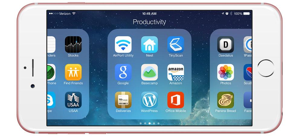 سعر ومواصفات ابل ايفون 6s مع فيس تايم - 64 جيجا، الجيل الرابع LTE، وردي Feature-9-rose