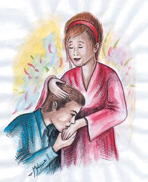 هل تحب أمك ..؟؟ D8b9d98ad8af-d8a7d984d8a3d985