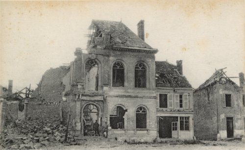 27 août 1915, Drame dans les caves de Cormicy CPA_Cormicy_600x300