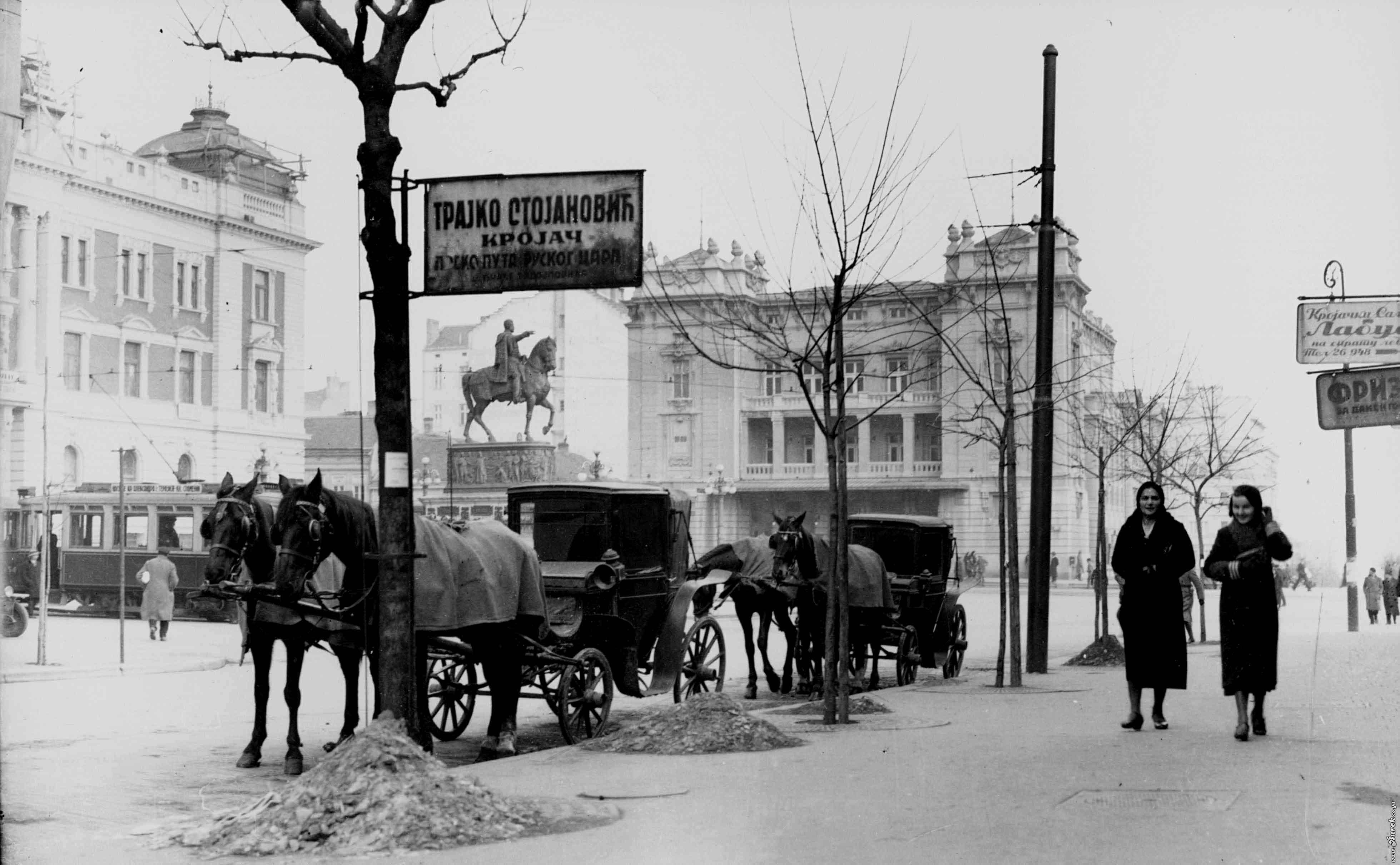 Slike starog Beograda - Page 3 Belgrade-1920