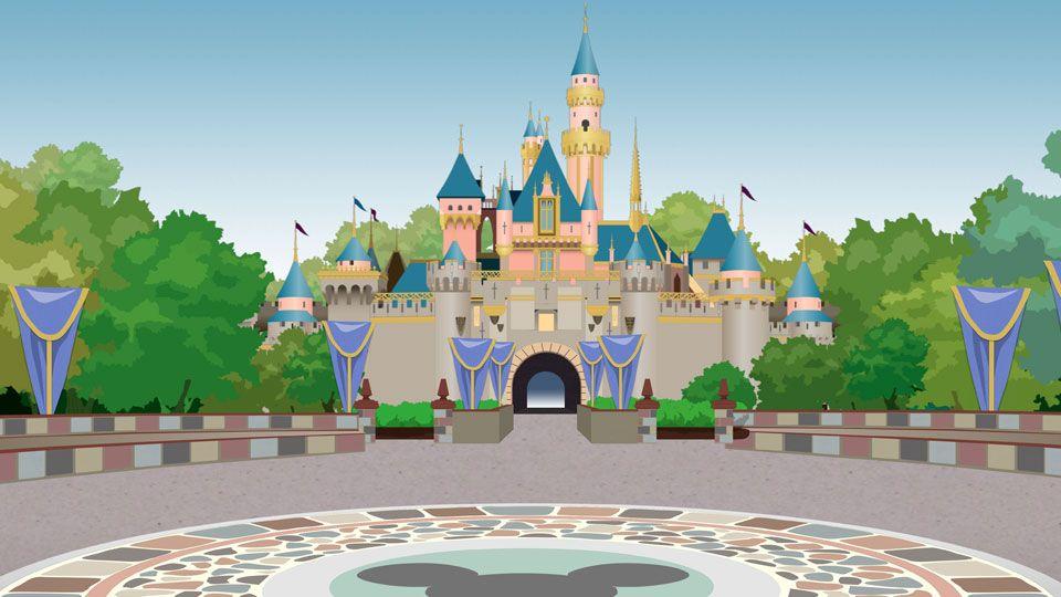 Les parcs Disney dans les séries TV et les films Disneyland