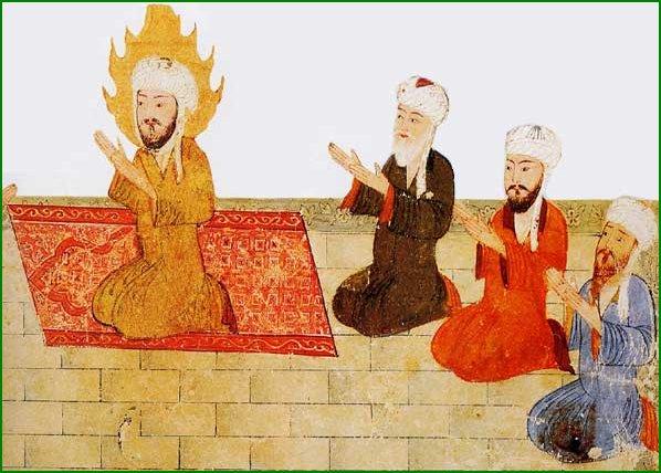 De la question du visage de Mahomet Mahomet_01