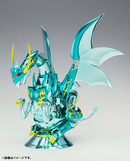 08 - Shiryu du Dragon God Cloth - 10th Anniversary Tamashii-04