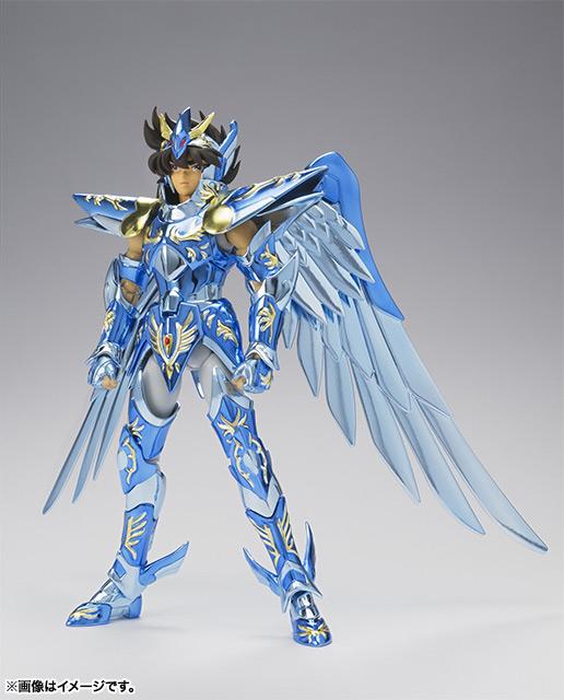 07 - Seiya de Pégase God Cloth - 10th Anniversary Tamashii-01