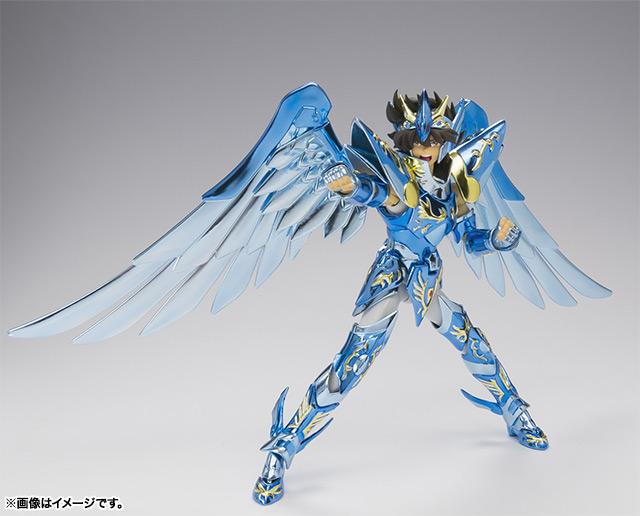 07 - Seiya de Pégase God Cloth - 10th Anniversary Tamashii-02