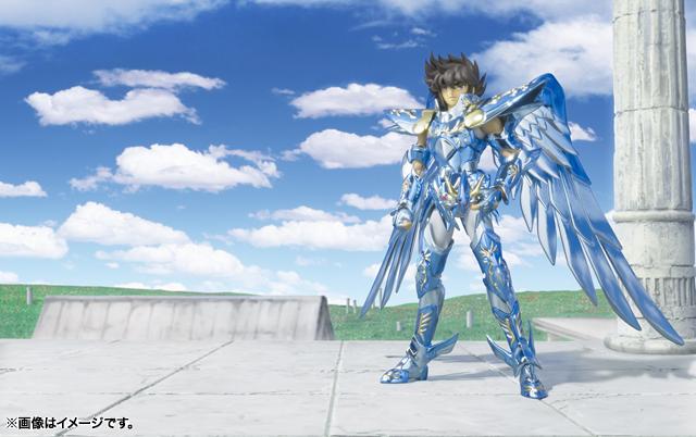 07 - Seiya de Pégase God Cloth - 10th Anniversary Tamashii-05