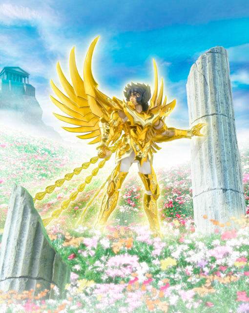 05 - Ikki du Phoenix God Cloth Tamashii-05
