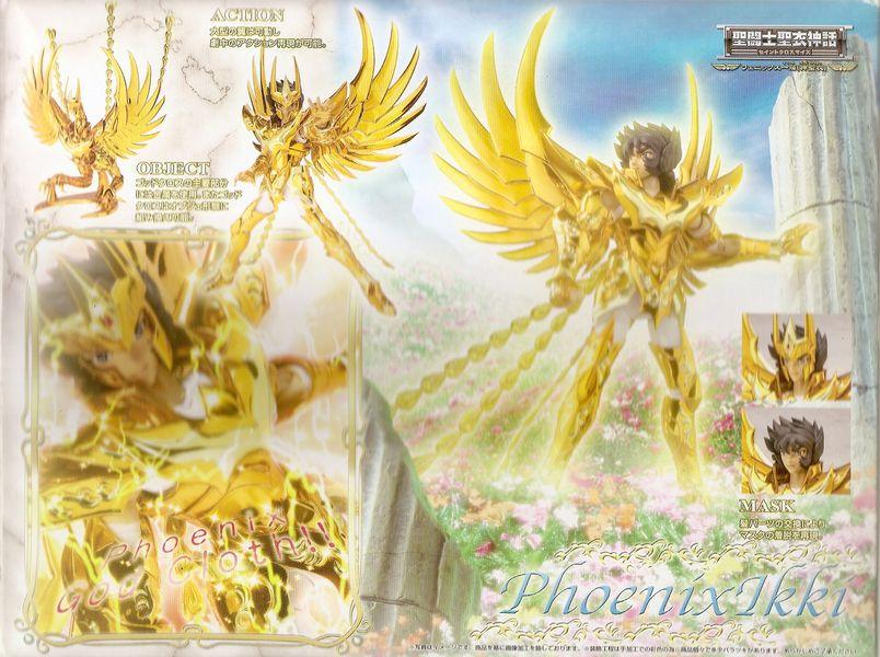 05 - Ikki du Phoenix God Cloth Verso