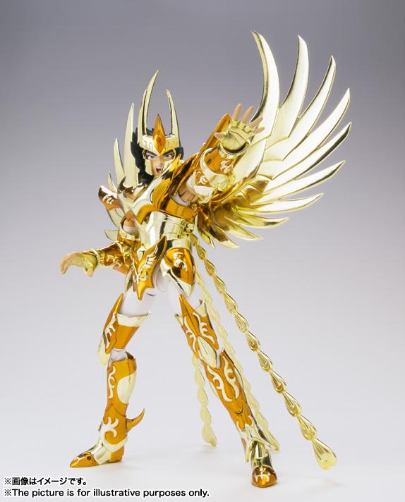 11 - Ikki du Phoenix God Cloth - 10th Anniversary Tamashii-02