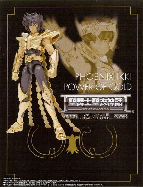 12 - Ikky du Phoenix V2 Power of Gold Verso