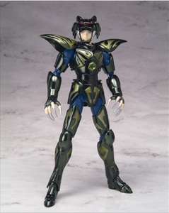 06 - Syd de Mizar, God Warrior de Zeta Tamashii-02
