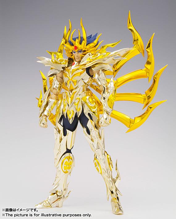 04 - Deathmask du Cancer God Cloth Tamashii-01