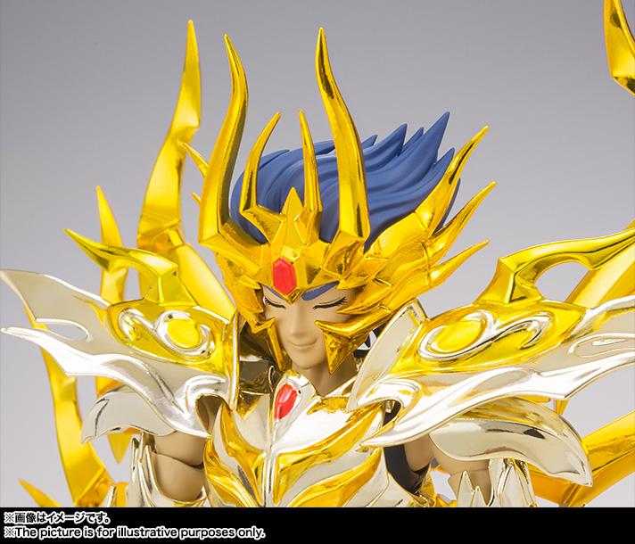 04 - Deathmask du Cancer God Cloth Tamashii-04