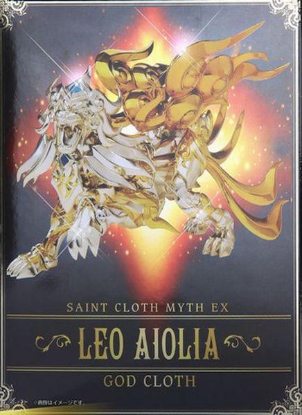 05 - Aiolia du Lion God Cloth Cote2