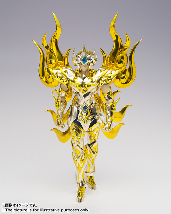 05 - Aiolia du Lion God Cloth Tamashii-02