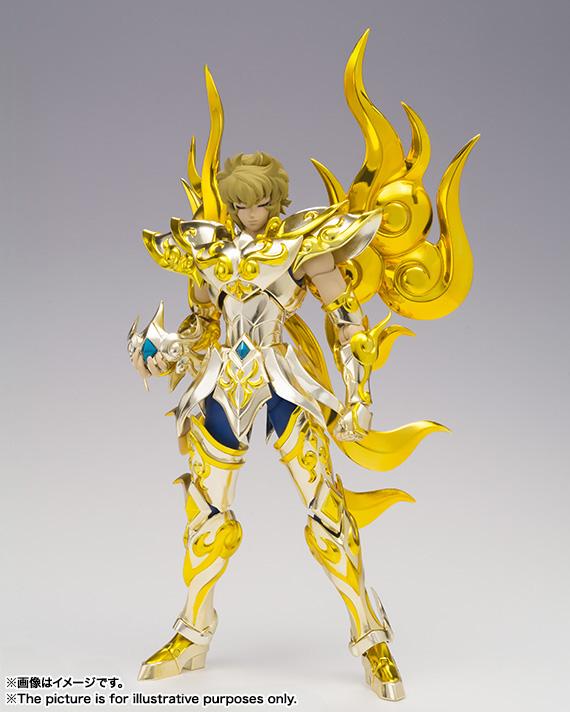 05 - Aiolia du Lion God Cloth Tamashii-04