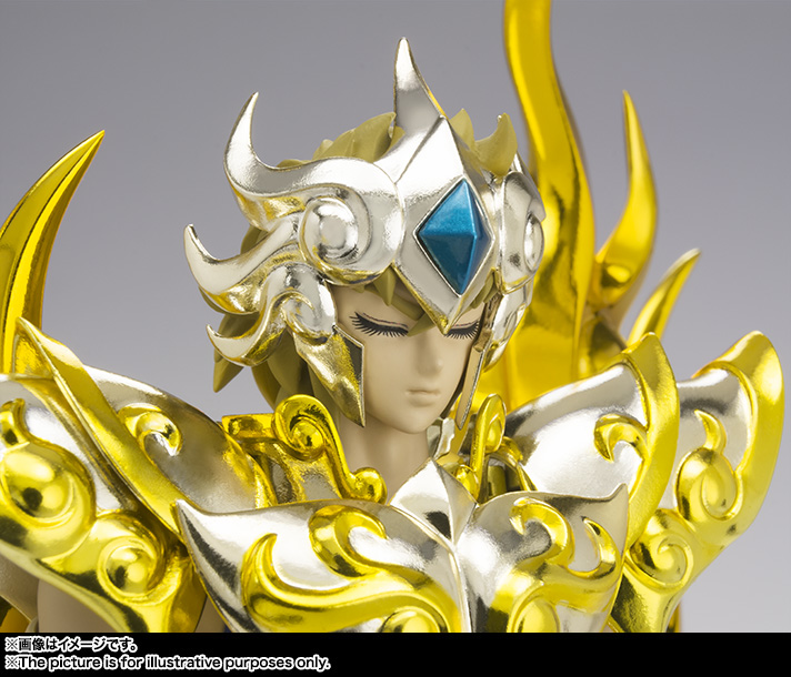 05 - Aiolia du Lion God Cloth Tamashii-06