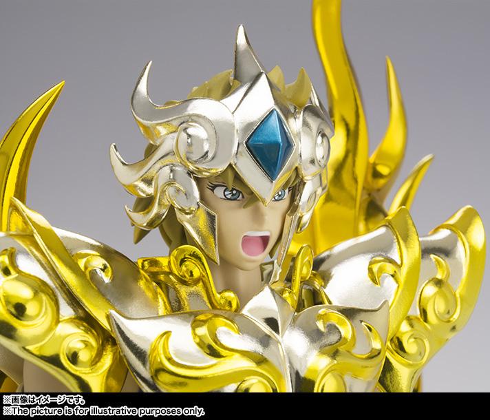 05 - Aiolia du Lion God Cloth Tamashii-07