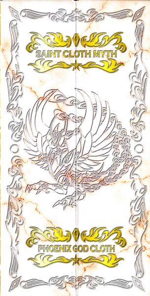 11 - Ikki du Phoenix God Cloth, OCE Cote1
