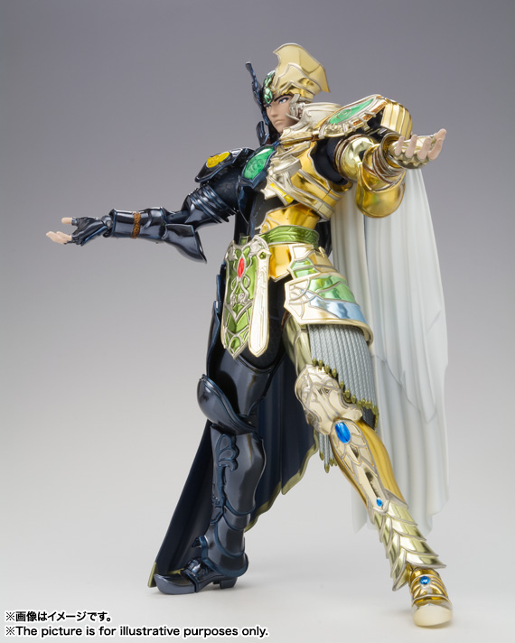 03 - Saga des Gemeaux Tamashii-03