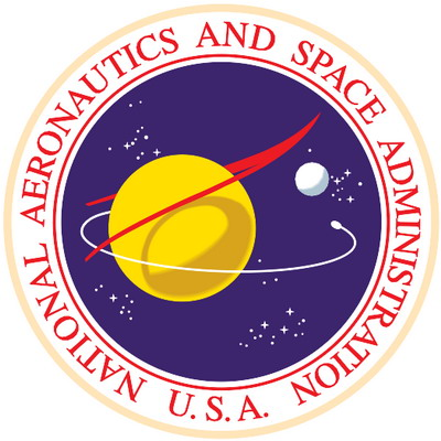 Badge NASA Seal: origine du logo NASA_old1