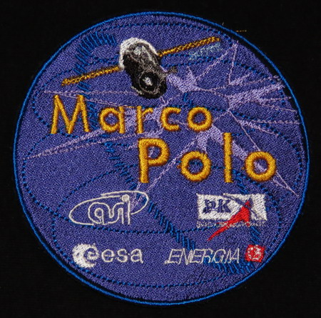 [Badges] Missions Soyouz Marcopolo2
