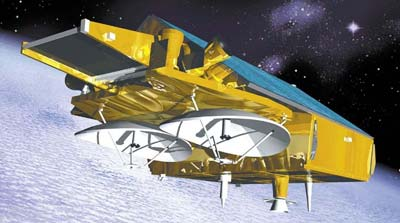 Venus Express et Cryosat Cryosat__1