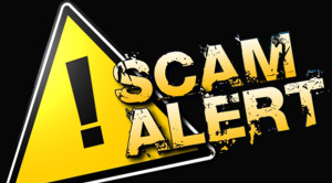 Consumer Alert: Foreign Currency Scams Scam-alert-580-1-300x166