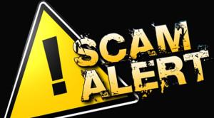 Scam Alert from Tallahassee Newspaper Scam-alert-580-1-300x166