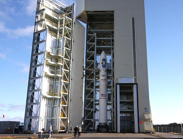 Minotaur 4 (FastSat) - Kodiak - 20.11.2010 04