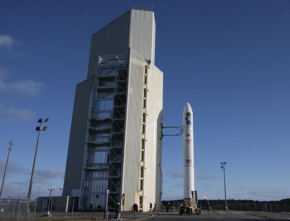 Minotaur 4 (FastSat) - Kodiak - 20.11.2010 10