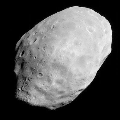 Texture Pianeti e Lune Alta Risoluzione. Phobos