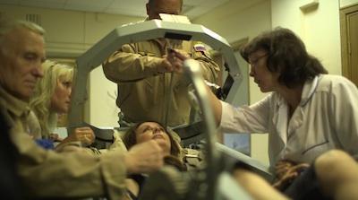 Lancement et retour sur terre de Soyouz TMA-18M  Training