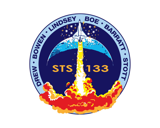STS 133 -  Sts133-s-001