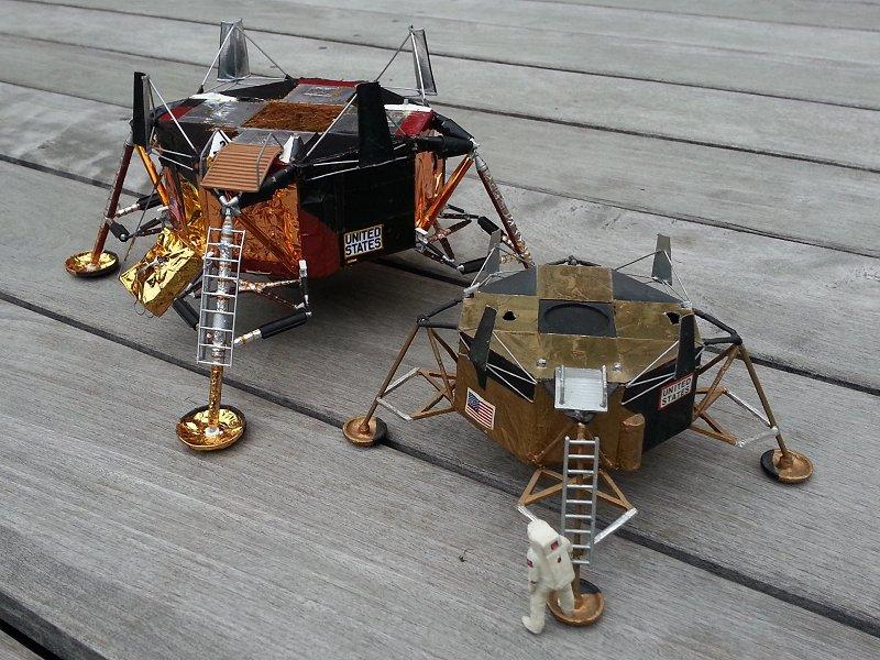 Module lunaire au 1/32 20140711_075818