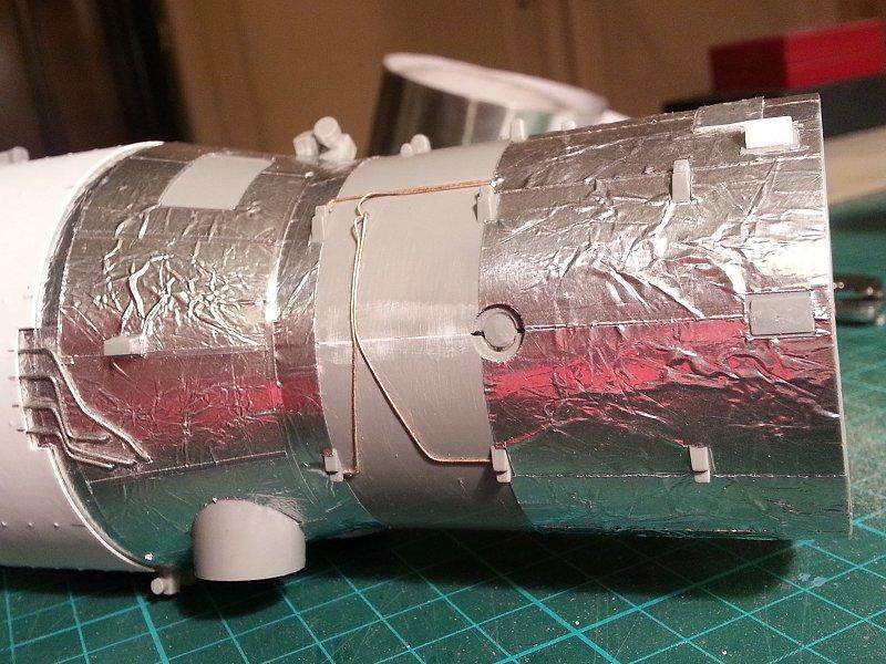(Maquettes) Tiangong 1 - Shenzhou 9 - Page 3 P1250053