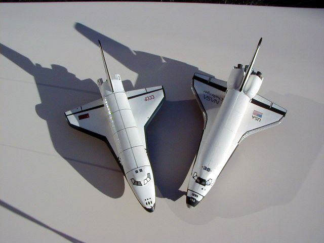Navette Spatiale vs Buran - Page 2 Shuttle