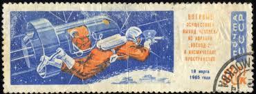18 mars 1965 : 50 ans de la sortie de Léonov Images