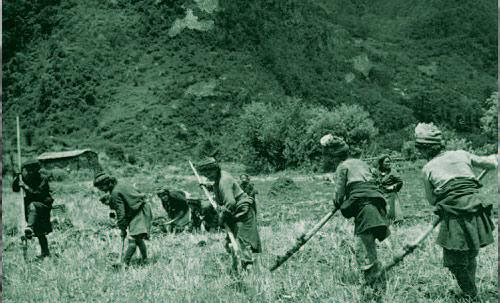 Tíbet, fotografías de 1950-1960 F200805051359507340292931